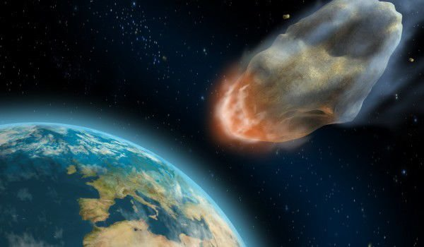 The asteroid Apophis may pass us